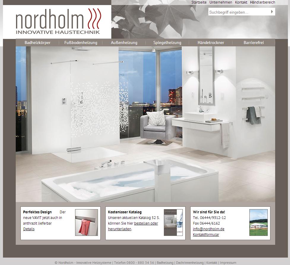 nordholm-Optimierung