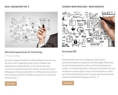 E-Commerce-Empfehlung