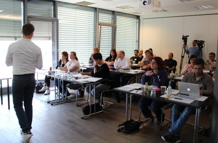 Onlineshop-Seminar