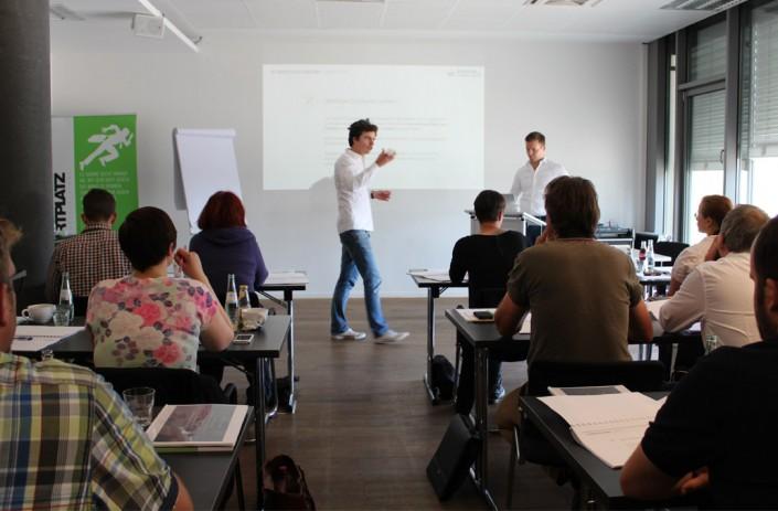 Suchmaschinenoptimierung-Workshop