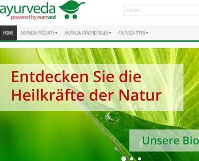 ayurveda-Magento-Shop-Entwicklung